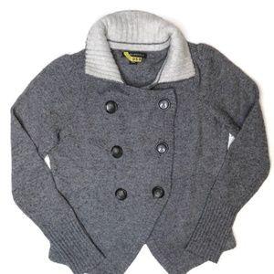 Banana Republic Double Breast Sweater Cardigan